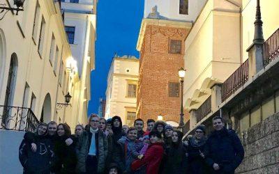 Diecezjalny Weekend Adwentowy dla Młodzieży Diecezji Wrocławskiej w Szczecinie, 8 – 10 grudnia 2017