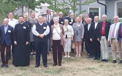 Konferencja Theobalt w Szwecji