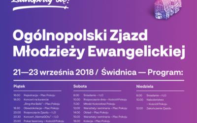 Ogólnopolski Zjazd Młodzieży Ewangelickiej w Świdnicy