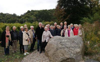 Parafię odwiedzili Szwedzi zainteresowani życiem i dziełem ks. Dietricha Bonhoeffera