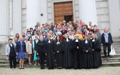 Udział Parafii w Ogólnopolskim Forum Kobiet Luterańskich w Warszawie.