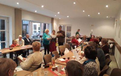 Świąteczne spotkanie dla wolontariuszy w ramach projektu ASOS