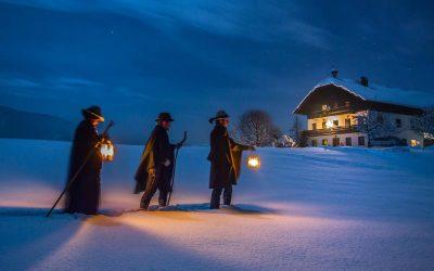 """""""Cicha noc, święta noc""""… Najsłynniejsza kolęda świata ma 200 lat."""