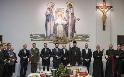 Spotkanie opłatkowe przedstawicieli administracji, gospodarki, nauki, kultury, duchownych, parlamentarzystów…