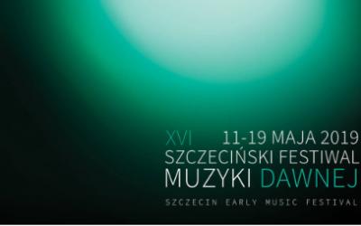 XVI Szczeciński Festiwal Muzyki Dawnej Światło Północy 2019 w kościele ewangelickim na Łasztowni