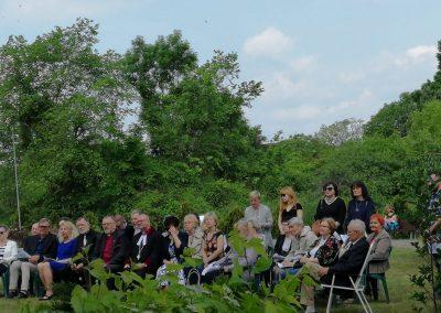Ogród Ciszy i Medytacji im. ks. Dietricha Bonhoeffera