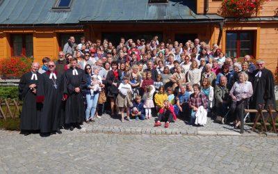 Piotr-Rybak ludzi, głos Boga w górach, troska o pokój i stworzenie-Tydzień Ewangelizacyjny dla Rodzin w Karpaczu