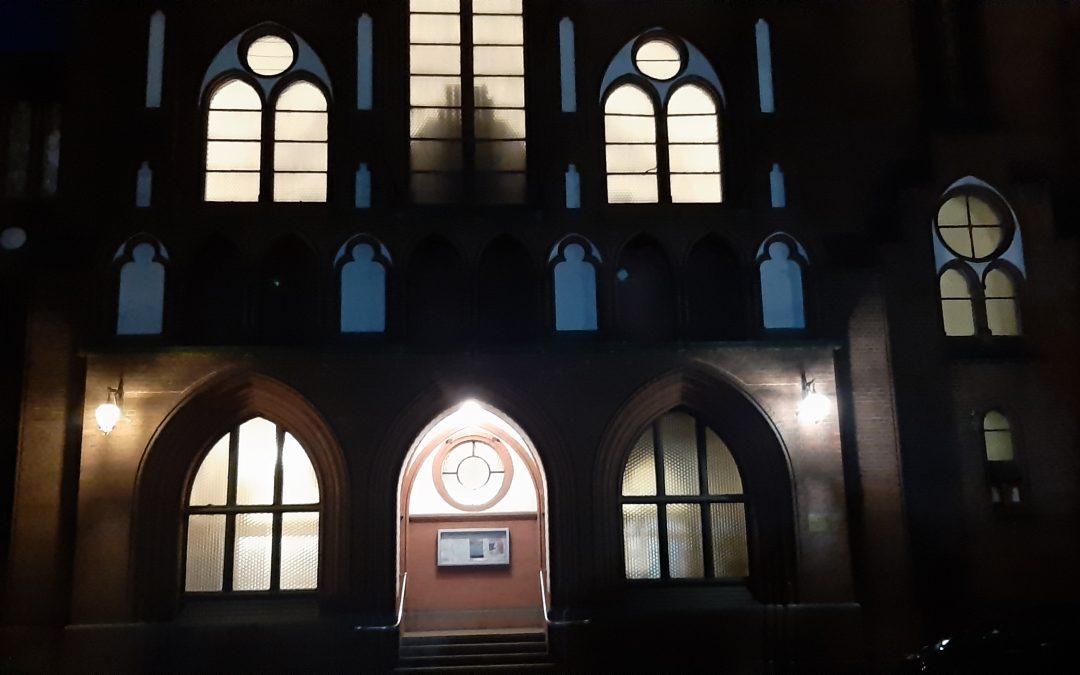 Wigilia Bożego Narodzenia w Kościele Luterańskim
