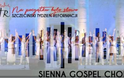 Szczeciński Tydzień Reformacji 2019. Koncert Sienna Gospel Choir