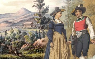 Zillertalczycy – protestanci z austriackiego Tyrolu w Karkonoszach