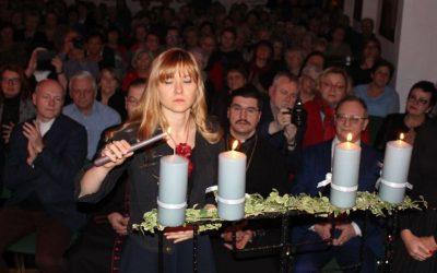 Wierni czterech kościołów spotkali się po raz XXIV na wspólnym kolędowaniu