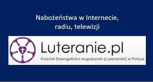 Majowe nabożeństwa niedzielne – transmisje w Internecie