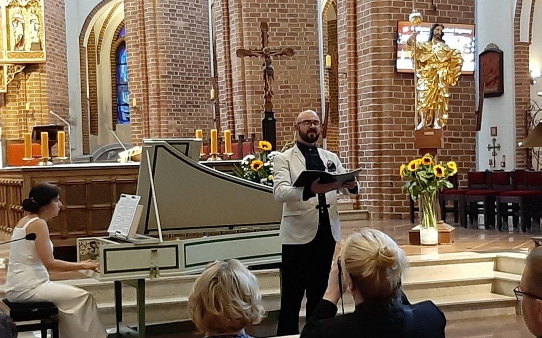 Koncert Agnieszki Roguskiej i Pawła Wojtasiewicza w Katedrze