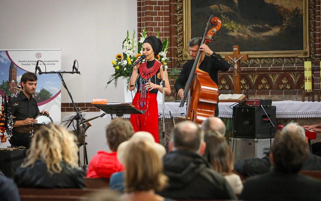 Psalmy i pieśni Starego Testamentu– koncert Magdy Zawartko