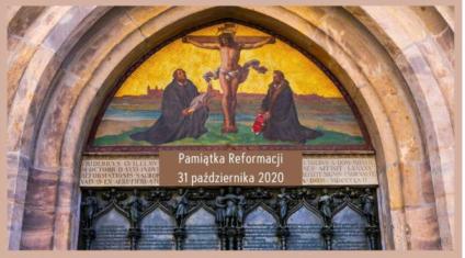31 października u luteran to Pamiątka Reformacji