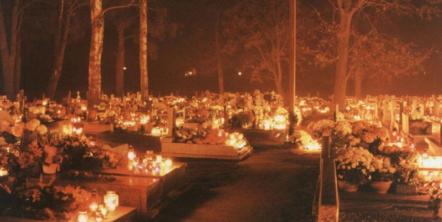 1 listopada – Pamiątka Świętych Pańskich i Pamiątka Umarłych