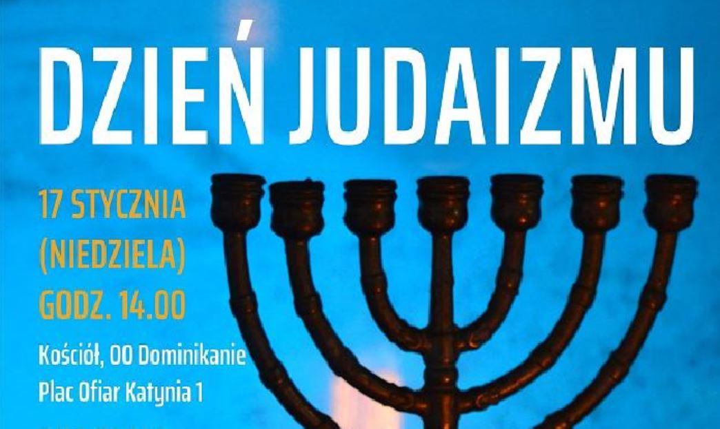 Dzień Judaizmu – nabożeństwo słowa z udziałem luteran u dominikanów