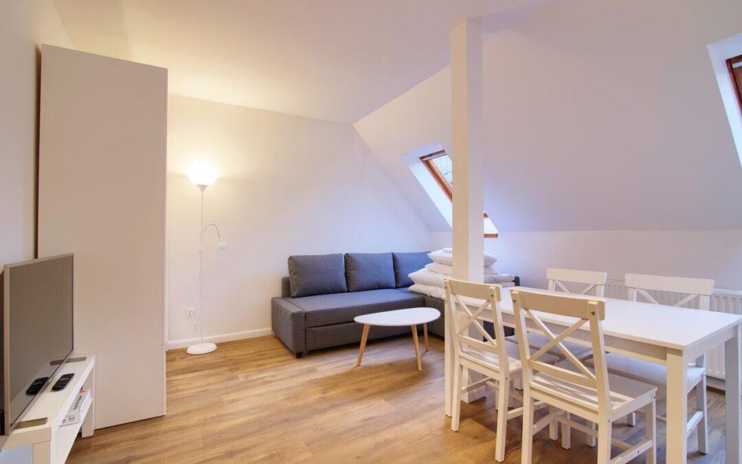 Zmodernizowane pokoje gościnne – zapraszamy do rezerwacji